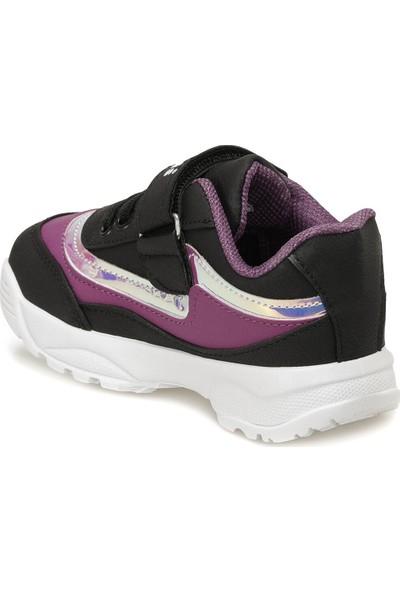 Polaris 612146.P Siyah Kız Çocuk Ayakkabı