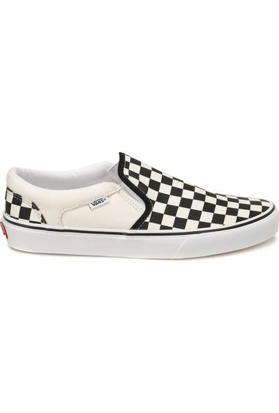 Vans Asher Siyah Erkek Sneaker Ayakkabı