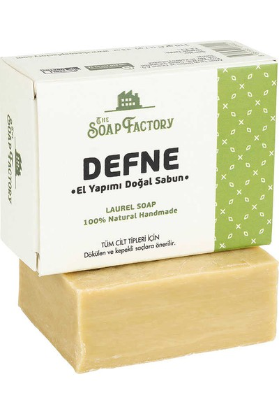 The Soap Factory Defne Sabunu 110g