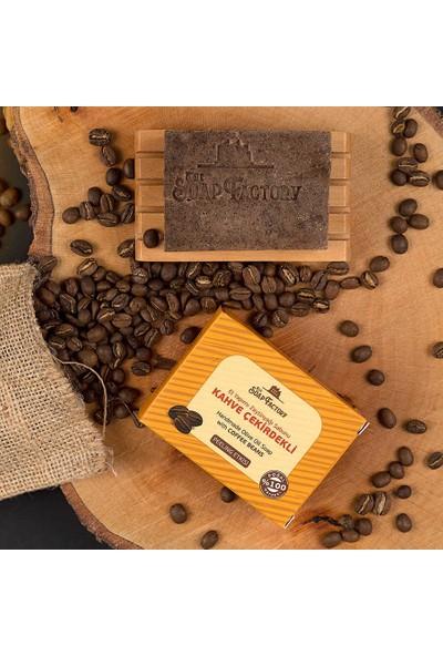The Soap Factory Kahve Çekirdekli Zeytinyağı Sabunu 100 gr