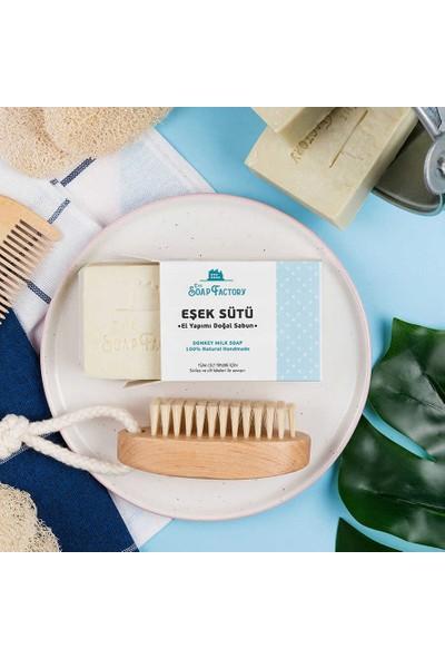 The Soap Factory El Yapımı Eşek Sütü Sabunu 110 gr