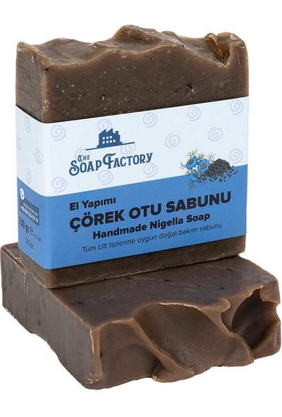 The Soap Factory El Yapımı Bitkisel Çörek Otu Sabunu 100 gr