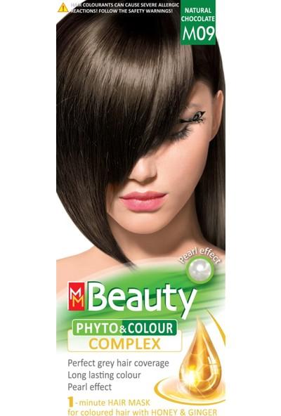 Mm Beauty Bitkisel Saç Boyası M09-ÇIKOLATA Kahve