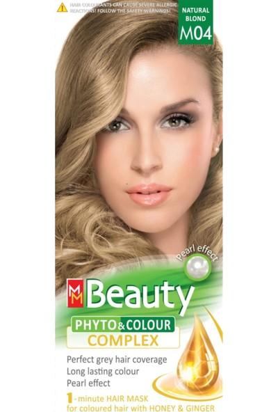 Mm Beauty Bitkisel Saç Boyası M04-KUMRAL