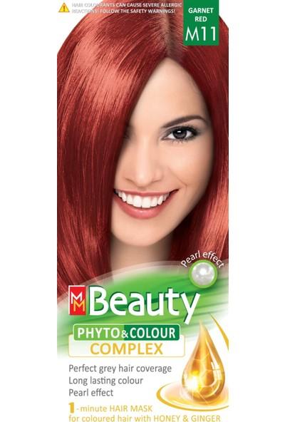 Mm Beauty Bitkisel Saç Boyası M11-Alev Rengi