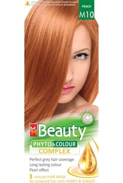 Mm Beauty Bitkisel Saç Boyası M10-ŞEFTALI