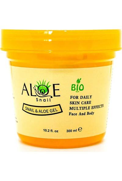 Bio Asia Aloe Vera & Salyangoz Özlü Jel 300 Ml