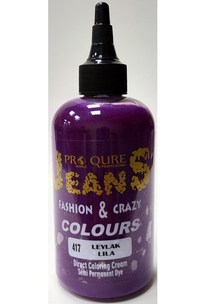 Proqure Jean Color Boya Lila-Leylak 250 ml