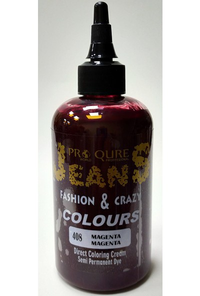 Proqure Jean Color Boya Magenta 250 ml
