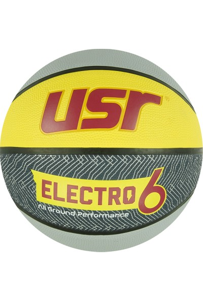 USR Electro6.2 6 No Basketbol Topu