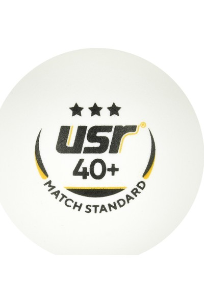 USR T-Match 6 lı 3 Yıldız Masa Tenisi Maç Topu