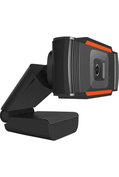 Pmr Webcam Mikrofonlu Full Hd Bilgisayar USB Kamera