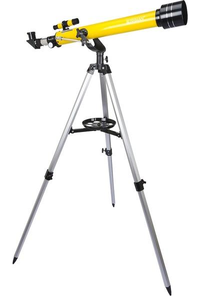 Bushman 60-700 Taşıma Çantalı Teleskop