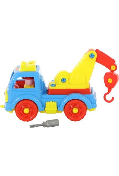 Polesie Oyuncak Otomobil Çekici