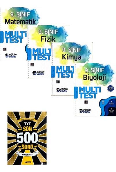 Eğitim Vadisi Yayınları 9. Sınıf 4'lü Sayısal Multi Test SETI()