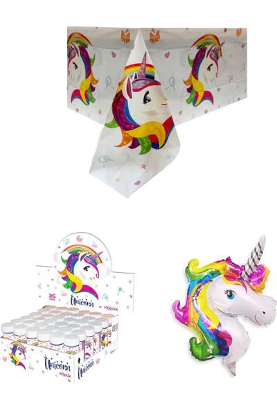 Balonevi Unicorn Doğum Günü Kutusu