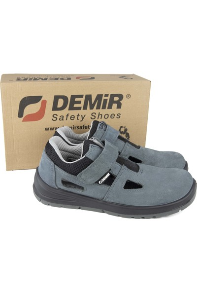 Demir Sandalet Tipi Kompozit Burun Kevlar Taban S1P Iş Ayakkabısı