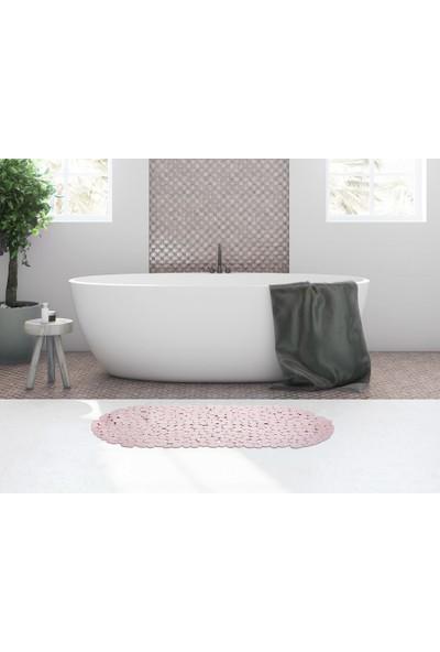 Rose Vantuzlu Banyo ve Duş Kaydırmaz Paspası