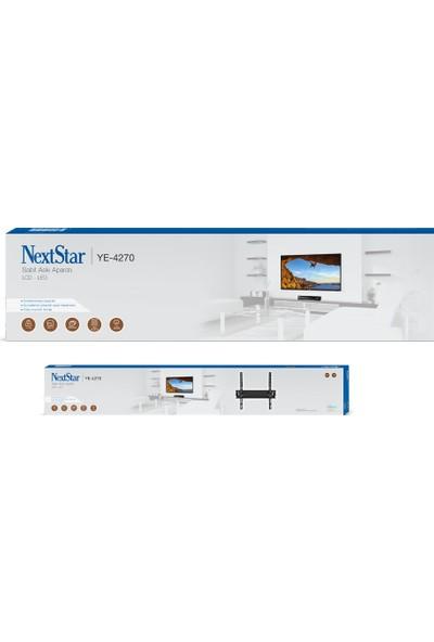 """Nextstar YE-4270 70"""" 178 Ekran Sabit Tv Askı Aparatı"""