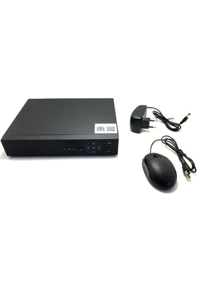 Avenir AV-TC04M 1080N H265 Ahd 4 Kanal Dvr Kayıt Cihazı
