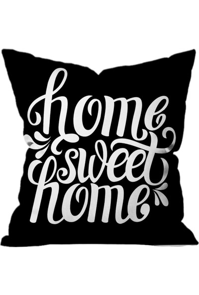 Sweet Home Arts Medoş Yastık Kırlent Kılıfı