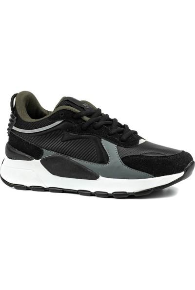 Ryt - Dublin Siyah Renk Kadın Spor Ayakkabı