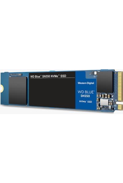 WD Blue SN550 500GB 1750-2400MB/s NVMe M.2 SSD WDS500G2B0C
