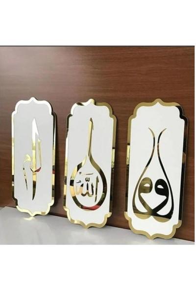 Elif Lam Mim - Allah - Vav Tabloları
