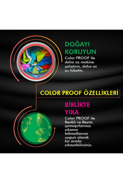 Clever Home Care Color Proof