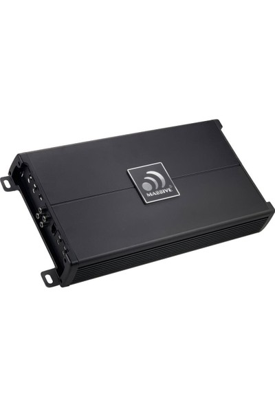 Massive MS-B4800.4K 4000 Watt 4 Kanal Amfi Bas Kontrollü 4 Ohm 4X80 Watt Rms