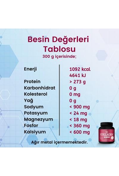 Hud Collagen Plus Powder 300 G - Toz Kolajen 2 Adet