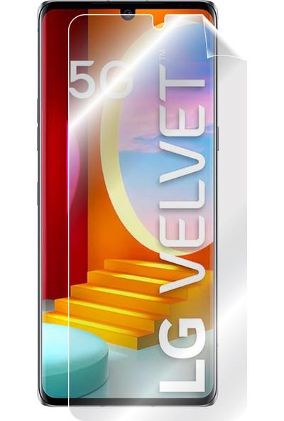 Ipg Lg Velvet 5g Görünmez Ekran Koruyucu