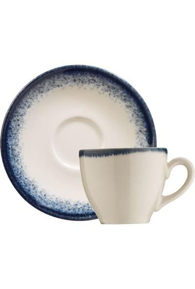 Corendon Kütahya Porselen Nanokrem Kahve Takımı 890004