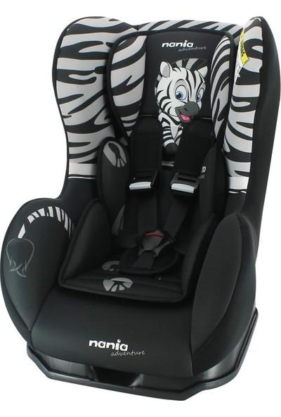 Nania 0-25 kg Oto Koltuğu - Zebra