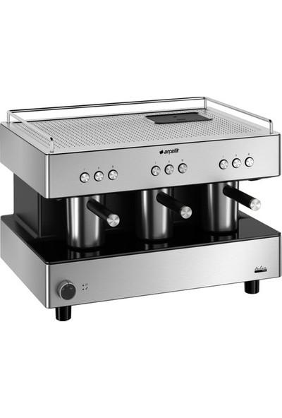 Arçelik K 3700 Telve Pro Türk Kahve Makinesi + Mehmet Efendi 15 kg Türk Kahvesi