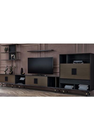Kelebek Mobilya 89080-MILAGRO Tv Ünitesi/sehpası