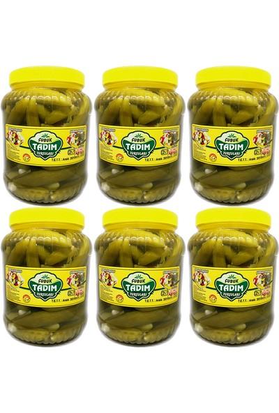 Çubuk Tadım Turşuları Salatalık Turşusu 6'lı 2 kg