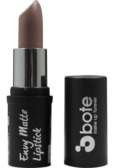 Bote Makeup Envy Matte Lipstick 02