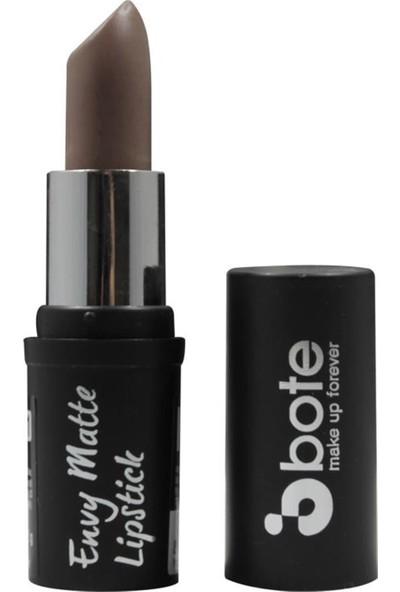 Bote Makeup Envy Matte Lipstick 06
