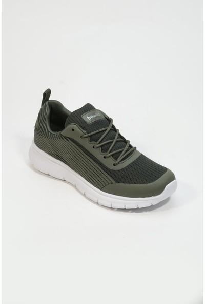Bewild M20003 Haki Erkek Spor Ayakkabı