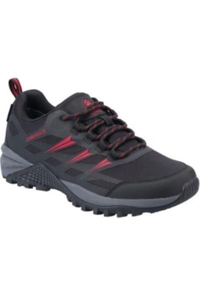 Lumberjack Cardona Siyah Kırmızı Su Geçirmez Ayakkabı