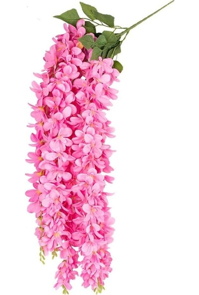 Nettenevime Yapay Çiçek Sarkan Lüx Akasya 70CM Pembe