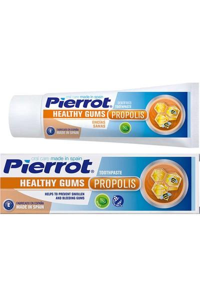 Pierrot Healthy Gums Propolis Glutensiz Diş Macunu 75 ml