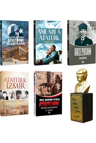 Halk Kitabevi Evinizin Atatürk Köşesi + Atatürk Büstü