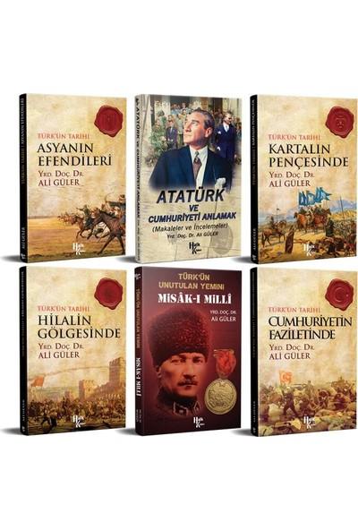 Türk'ün Tarihi Kitap Seti - Ali Güler