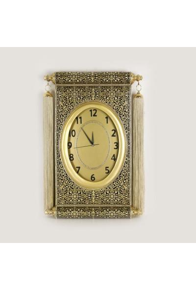 Berk Hediyelik Büyük Ferman Saat Altın