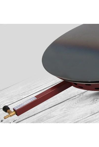 Güryan Tüplü Yufka Katmer Gözleme Sacı 55 cm