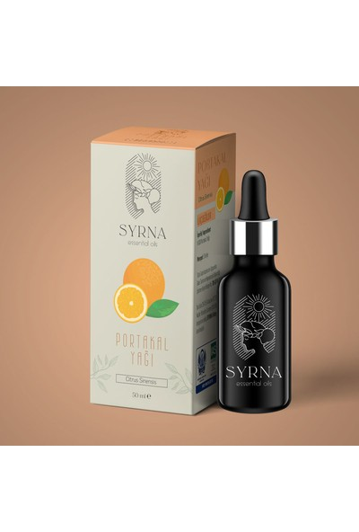 Syrna Portakal Yağı 50 ml