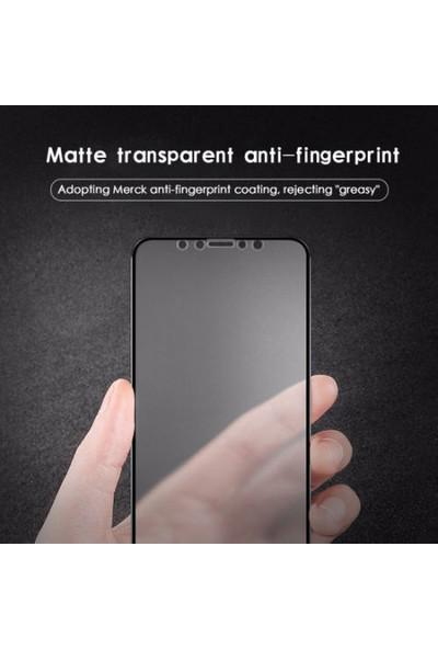 Ag Apple iPhone 7 Plus Black Özel Seramik Full Ekran Cam