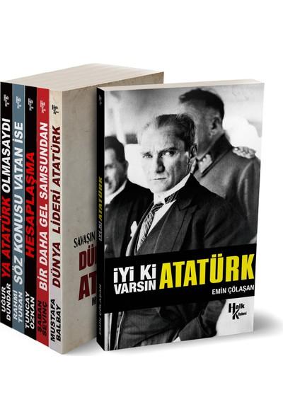 Halk Kitabevi Iyiki Varsın Atatürk Seti (6 Kitap Takım)